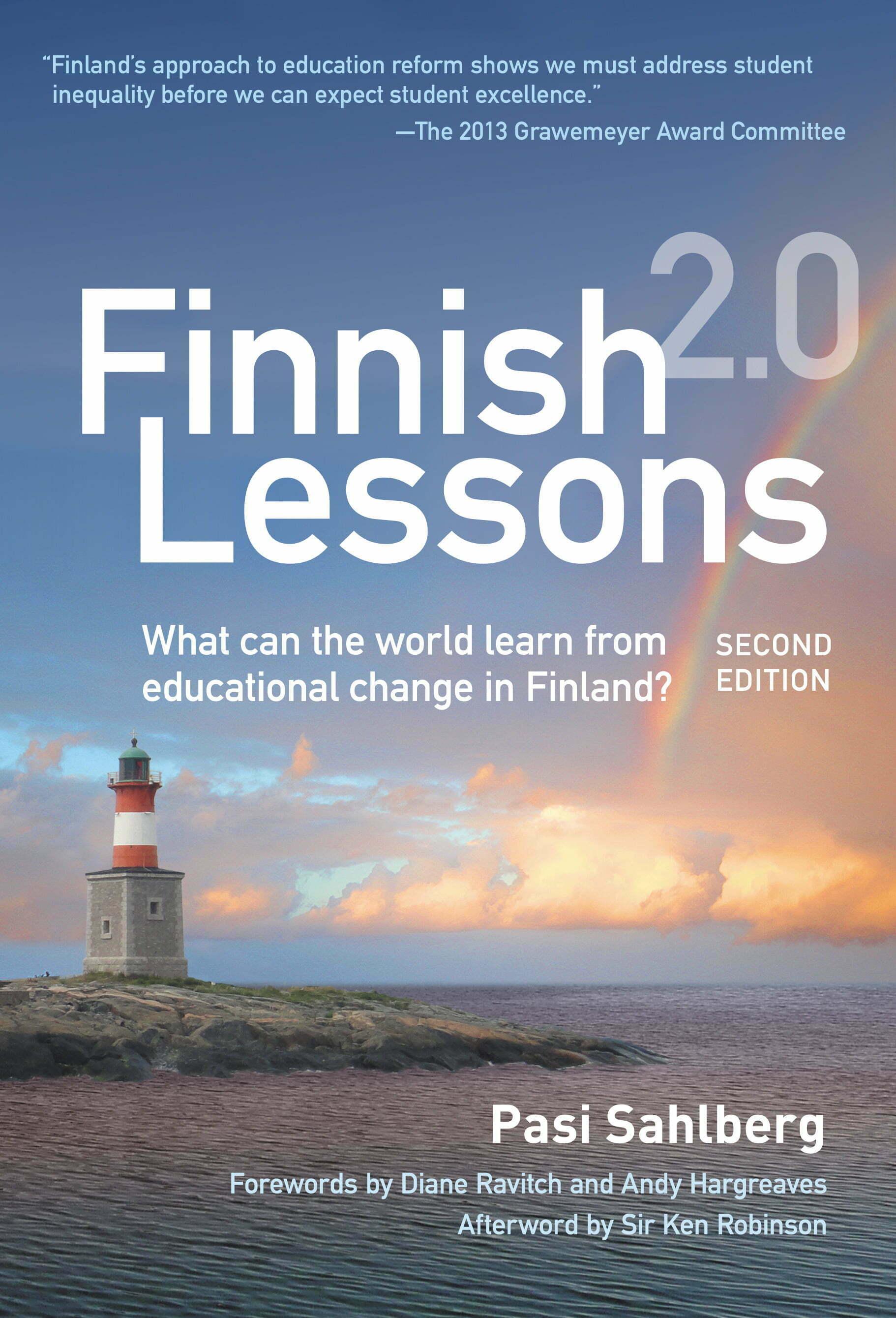 Pasi SahlbergFinnish Lesson 2.0 - Pasi Sahlberg